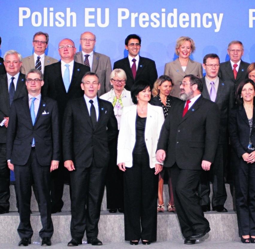 W lipcu przedstawiciele UE gościli w Sopocie