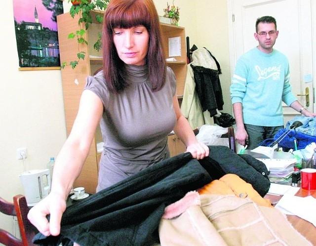 Katarzyna Wojtkowska walczyła, by MOPS płacił za pranie brudnych ubrań pracowników