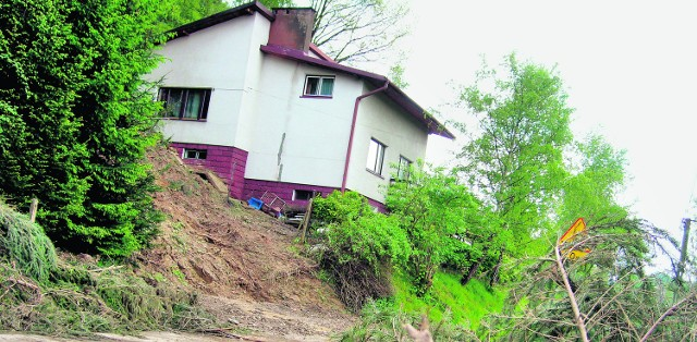 Gdyby nie ogromna determinacja właścicieli, ten dom już dawno przestałby istnieć