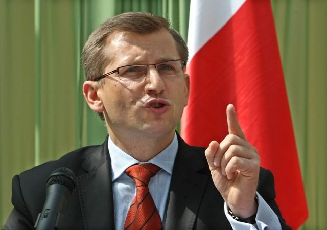 Krzysztof Kwiatkowski, minister sprawiedliwości