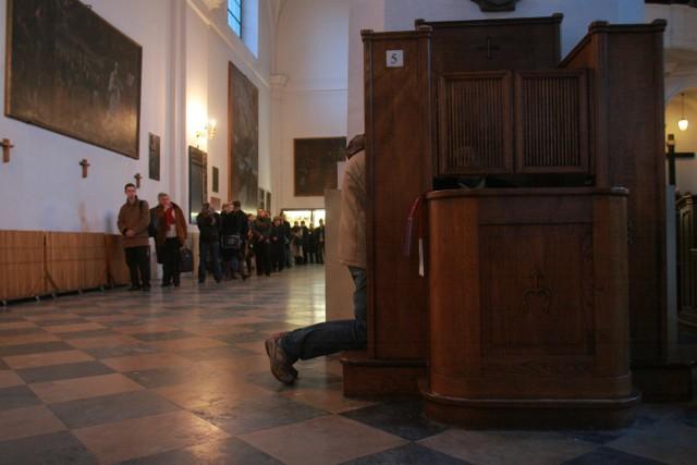 Noc Konfesjonałów w Lublinie: Kuria podsumowuje akcję