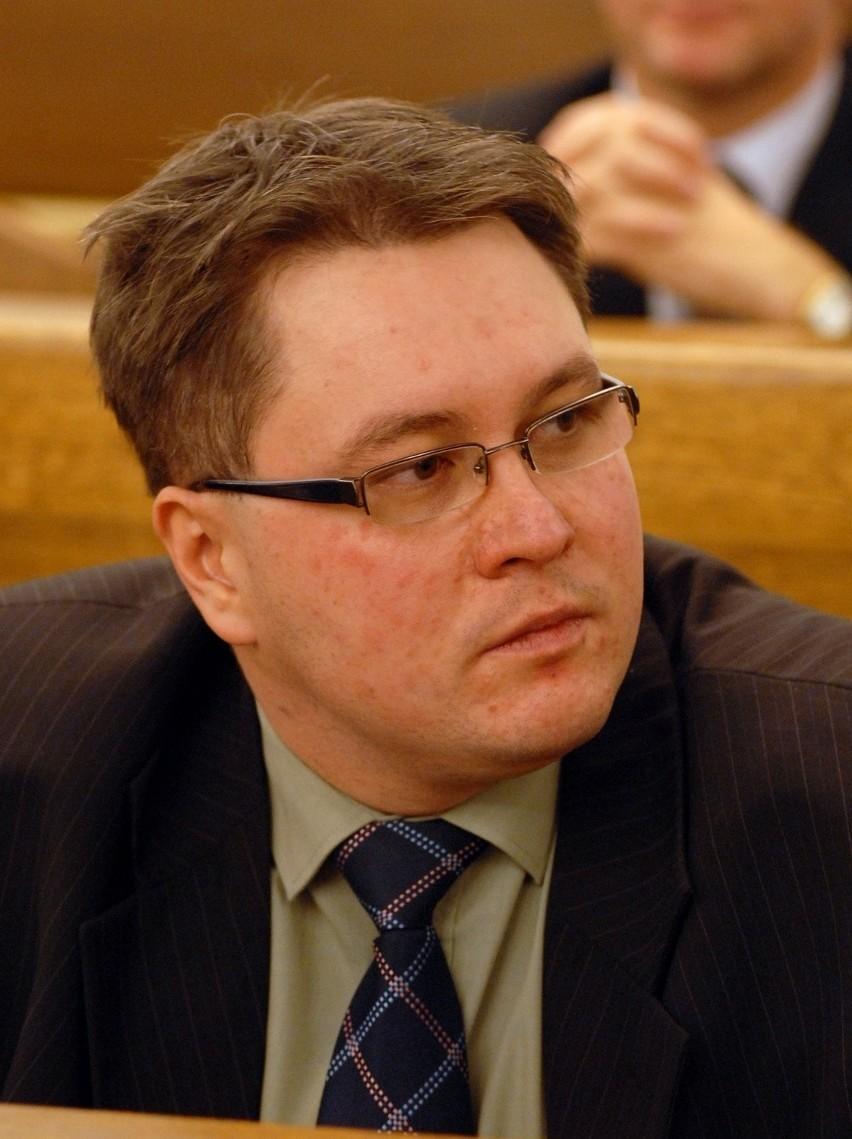 Piotr Dreher, radny PO, będzie z-cą dyrektora sanepidu