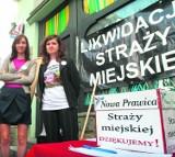 Referendum w Rybniku: Zlikwidować straż miejską!