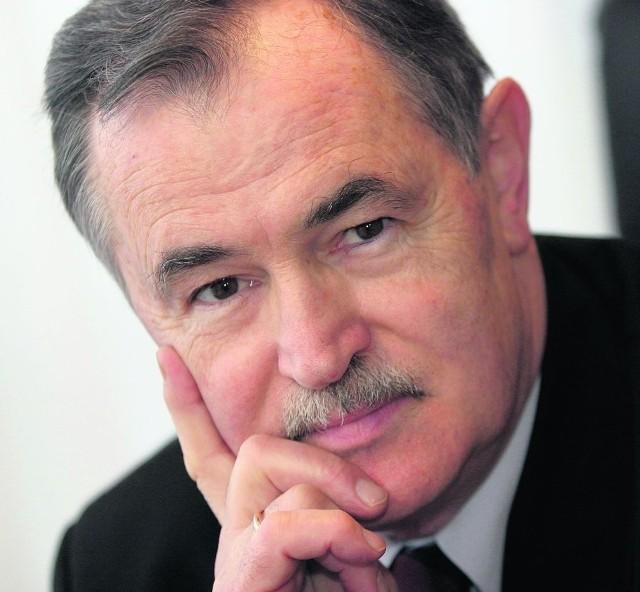 Wojciech Rybowski, prezes Gdańska Fundacja Kształcenia Menedżerów