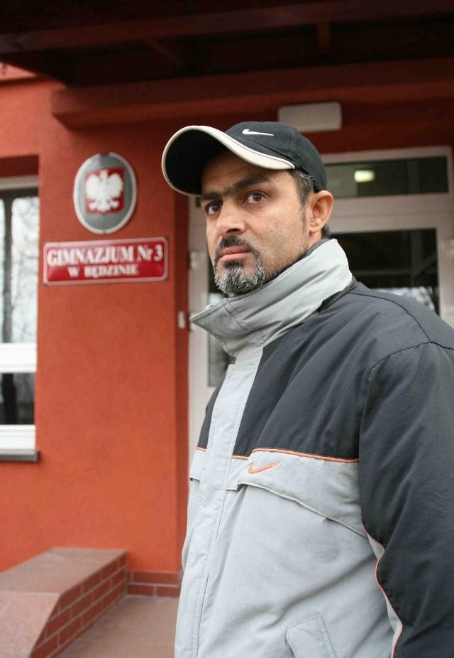 Tarik Mohamed zamierza walczyć o honor swojego dziecka