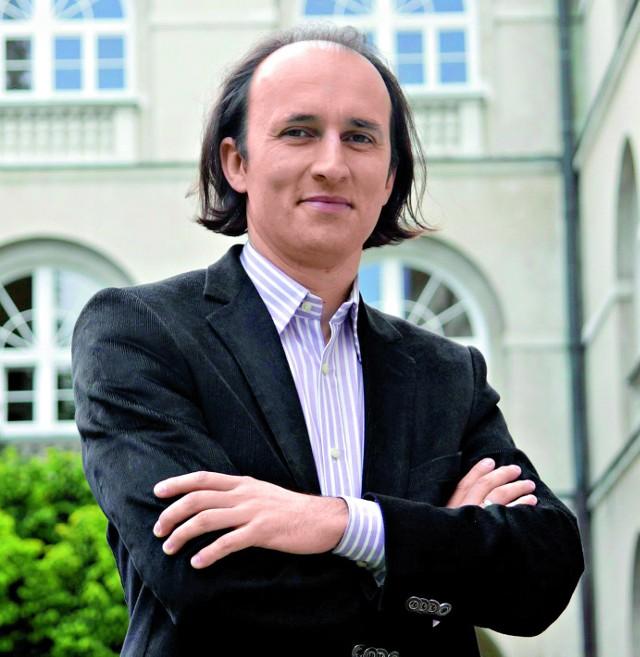 Dr Paweł Fortuna, psycholog społeczny, trenerem biznesu, wykładowca
