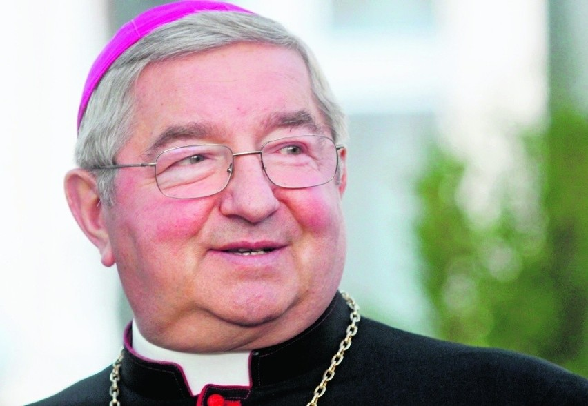 Metropolita gdański abp Sławoj Leszek Głódź