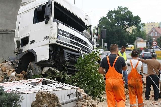 9 września w Słotwinie tir śmiertelnie potrącił dwie kobiety. Szły rano do pracy...