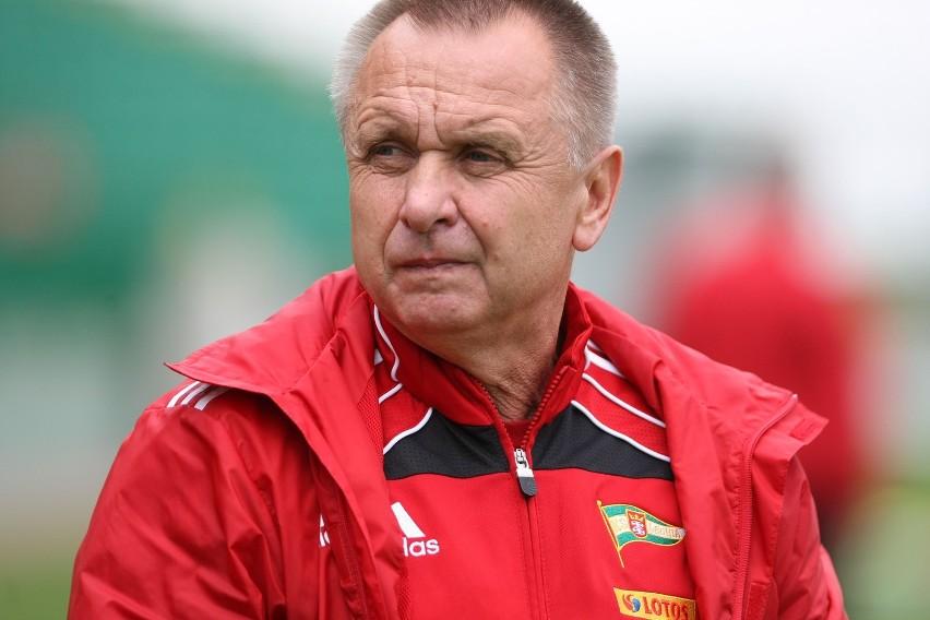 Bogusław Kaczmarek twierdzi, że jego zespół zmierza w dobrym...
