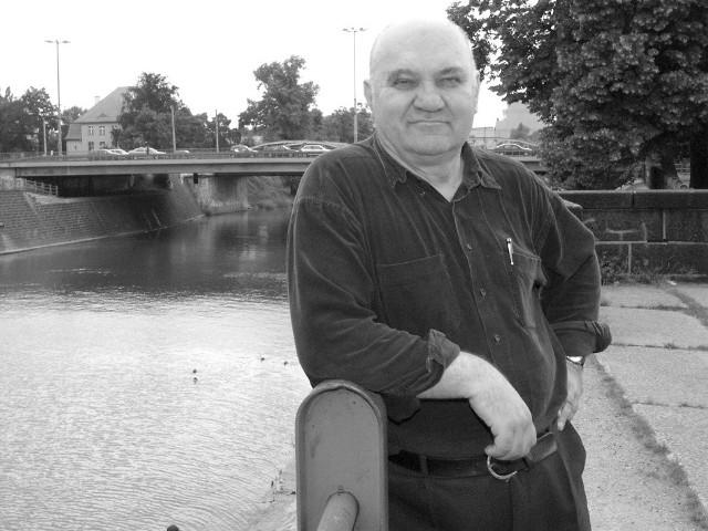 Prof. Jerzy Przystawa zmarł 3 listopada
