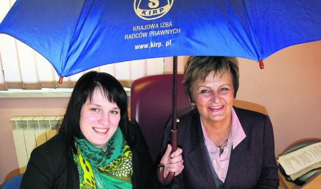 - Potrafimy i chcemy pomagać - mówi Elżbieta Reichert-Kądziołka (z prawej)