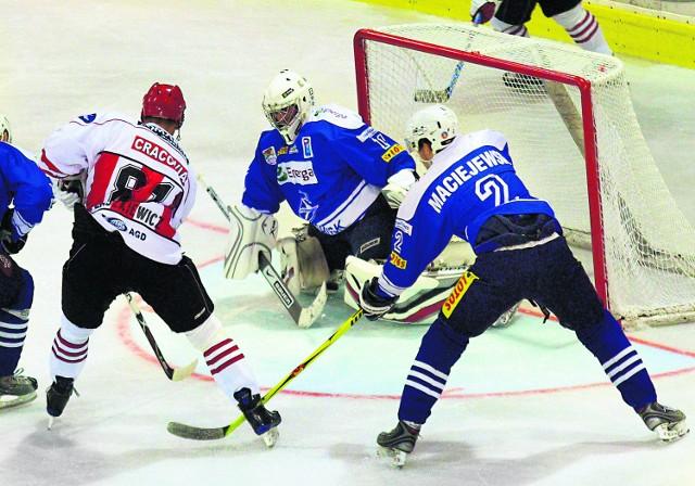 Dwa mecze wystarczyły, by Cracovia awansowała, ale łatwo ze Stoczniowcem nie było