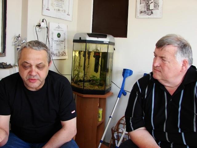 Tomasz Akusz i Hieronim Maryniak.