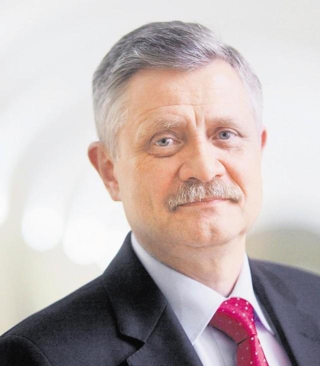 Jerzy Stępień od 2002 roku jest zastępcą prezydenta Poznania