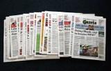 """Przegląd prasy, 15 listopada: Unijna kasa, narodowcy i """"Orły"""" ściągnięte na ziemię"""