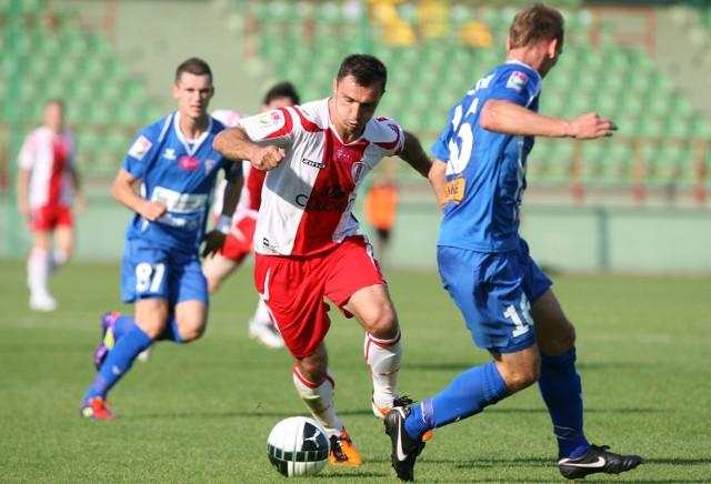 Saganowski chce się przełamać w Pucharze Polski