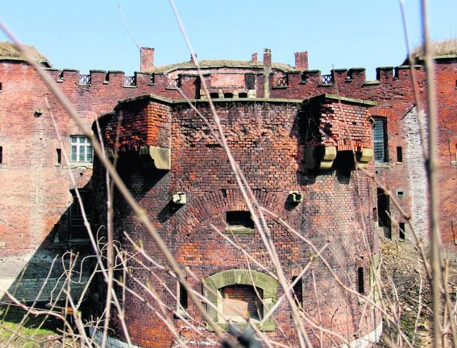 XIX-wieczny fort Luneta Warszawska to najstarszy i najlepiej zachowany obiekt Twierdzy Kraków