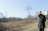 Poznań: Linia energetyczna przy Baraniaka to samowola?