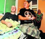 Wrocław: Owsiak odwiedził pacjentów kliniki przy ul. Bujwida