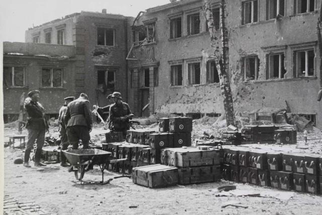 Postawa żołnierzy Z Westerplatte Wzbudziła Podziw Nawet U