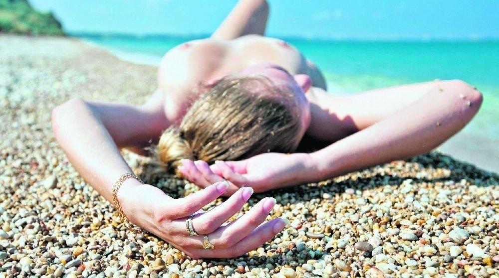 Chorwacji gołe plaże w RELACJA