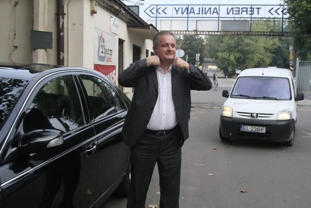 W poniedziałek Piotr Misztal stawił się w łódzkim sądzie.