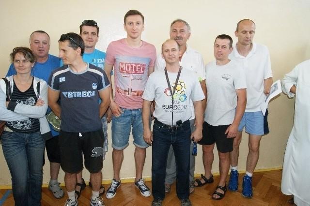 Przemysław Tytoń odwiedził Liceum we Włodawie