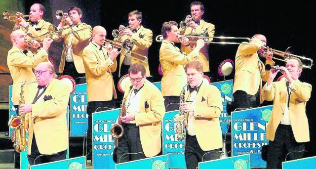 Glenn Miller Orchestra zagra w łódzkiej Wytwórni