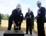 Gdańsk: Goodman zaczął budowę Pomorskiego Centrum Logistycznego o pow. 0,5 mln metrów kw. [ZDJĘCIA]