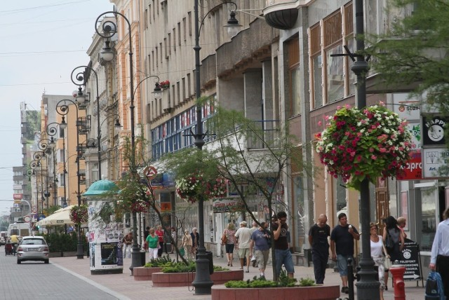 Piotrkowska - ulica pełna  tajemnic