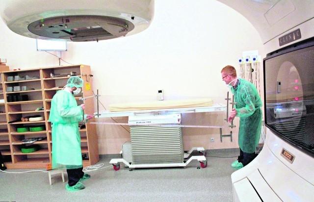 Metoda TBI stosowana jest rutynowo w leczeniu białaczek układu limfatycznego