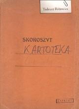 """Dziś premiera """"Kartoteki"""" Różewicza"""