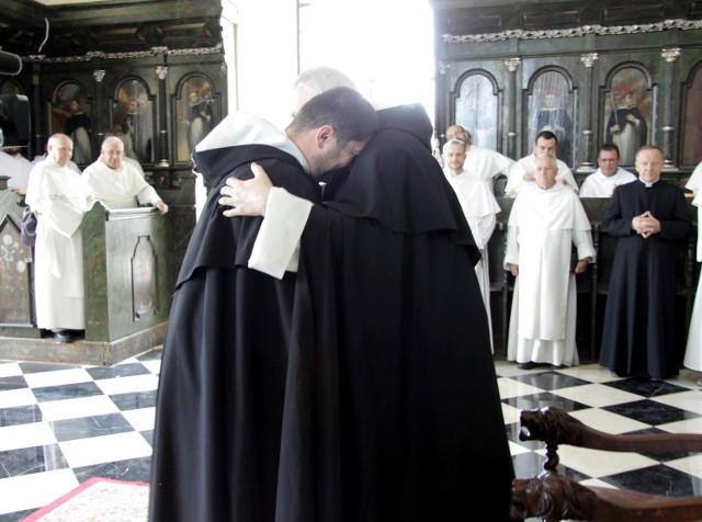 Nowy przeor lubelskich dominikanów objął urząd