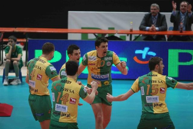 Dwa zwycięstwa z AZS Olsztyn są dobrym prognostykiem przed występem Jastrzębskiego Węgla w Izmirze