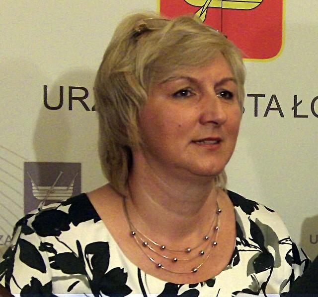 Małgorzata Wagner, p.o. dyrektora łódzkiego MOPS