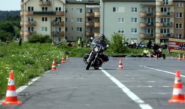 Szkolenie dla motocyklistów na Torze Lublin