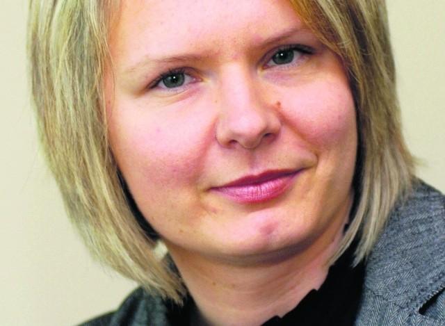 Karolina Graczyk, kierownik Sekcji Płatności i Sprawozdań, Regionalna Instytucja Finansująca Agencja Rozwoju Pomorza SA