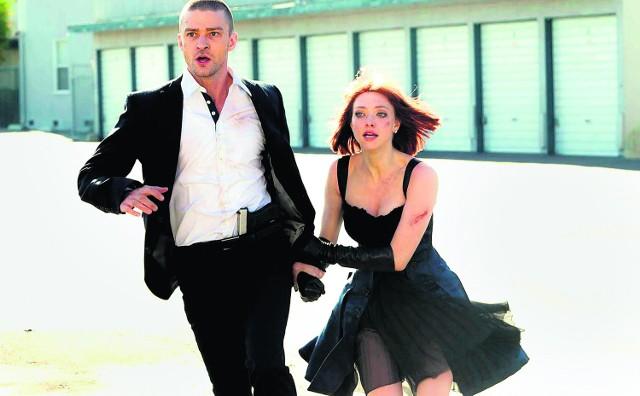 Justin Timberlake i Amanda Seyfried mają niewiele czasu by uciec