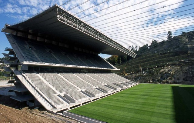 Stadion w Bradze (Portugalia)