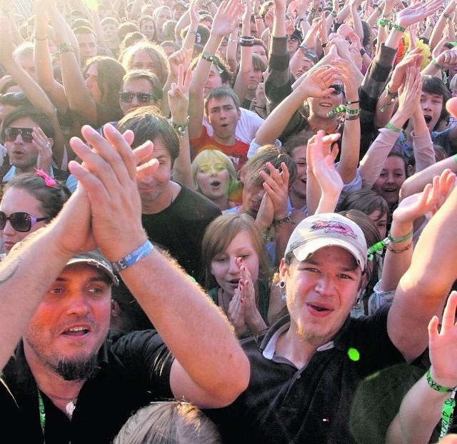 Heineken Open'er Festival odwiedzi w tym roku nieprzebrany tłum fanów.