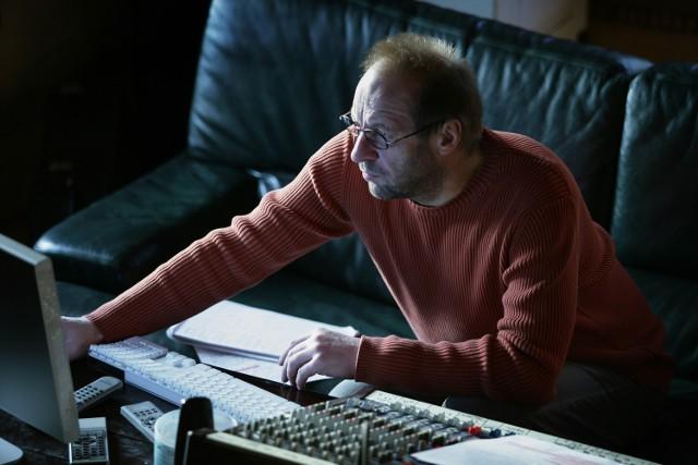 Zbigniew Preisner lubi pracować z Orkiestrą Filharmonii Kaliskiej.