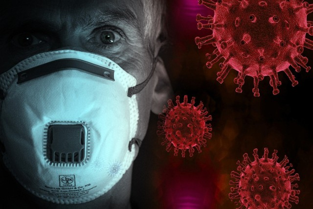 Koronawirus: Rekordowy przyrost zachorowań 2.04 2020 r.- prawie 400 przypadków