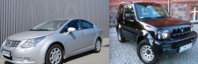 Samochody, które służyły pracownikom Urzędu Miejskiego w Świeciu będzie można nabyć 30 kwietnia w drodze licytacji
