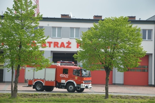 PSP w Łowiczu