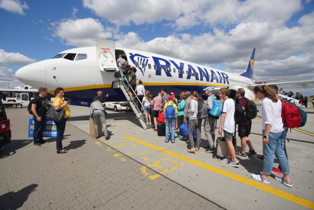 Ryanair przedstawił nową siatkę połączeń na lata 2020. Ryanair uruchomi aż 27 nowych tras w Polsce. Na liście znalazła się również Bydgoszcz!