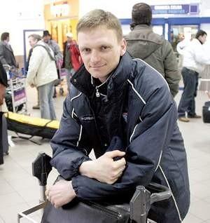 Marek Wleciałowski.