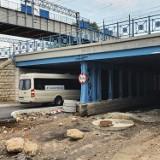 Kraków. Niespodzianki podczas remontu wiaduktu nad Prądnicką wydłużą prace o kilka tygodni