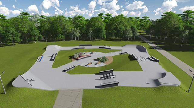 Skatepark pod Szybem Prezydent: tak czy nie?