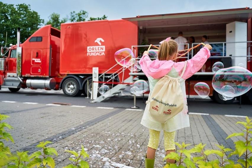 Ogólnopolska akcja Wspieramy Polskę w Tomaszowie Maz. Będą atrakcje dla dzieci i młodzieży [ZDJĘCIA]