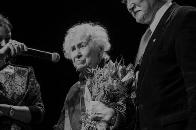 Halina Kwiatkowska była związana z krakowskim scenami teatralnymi